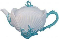 Aqua Designs Easy Pour Shell Tea Pot