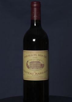1995 chateaux Pavillon Rouge du Chateau Margaux - 1 fles 075 l  Beroemde tweede wijn van Chateaux Margaux Perfect opgeslagen in de wijn koelkast. De voorwaarden is zeer goed zowel het label als de capsule.Vul niveau: nek89 PP  EUR 45.00  Meer informatie
