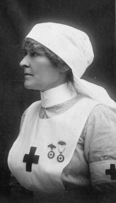 Red Cross VAD Nurse