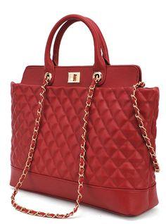 Red Fashion Totes Bag$53.00