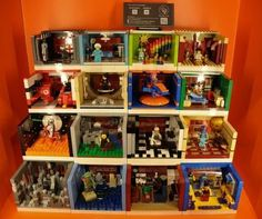 Collectable Minifig Series 6 - Habitat | ReBrick | From LEGO Fan To LEGO Fan