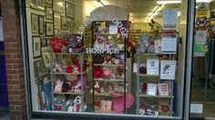The love is in the air at our Scunthorpe Shop as they have everything ready for Valentines Day