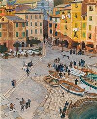 Portofino by Herbert Reyl-Hanisch