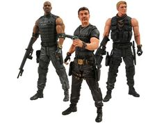 Expendables toys! \m/