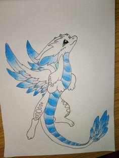 Cute pencil drawing water Dragon Pencil Drawings, My Drawings, Water Drawing, Dragon, Cute, Drawing S, Kawaii, Dragons, Pencil Art