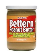 Tastes just like regular peanut butter, but only 2 grams of fat and gluten free!