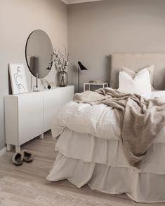 Room Ideas Bedroom, Home Decor Bedroom, Master Bedroom, Aesthetic Room Decor, Home Room Design, Apartment Interior, My New Room, Rooms, Future