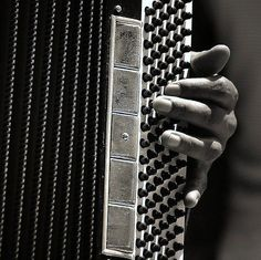 She was a beautiful player and teacher. She would sit on the couch and play for me, and every once in awhile she would let me try moving the bellows too. (accordion)