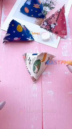 Diy Crafts Hacks, Diy Crafts For Gifts, Diy Home Crafts, Diy Crafts Videos, Creative Crafts, Crafts For Kids, Cool Paper Crafts, Paper Crafts Origami, Cute Crafts