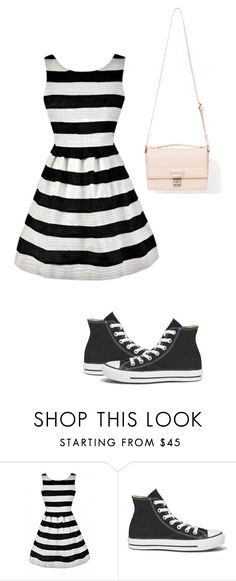 """""""Untitled #935"""" by maria-cmxiv on Polyvore featuring Converse and 3.1 Phillip Lim"""