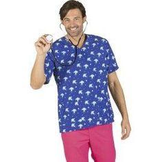 Blusa estampada unisex de microfibra MONOS