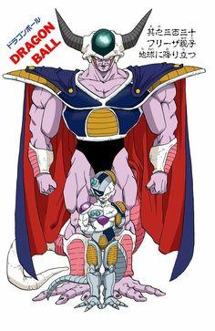 King Cold y Mecha Freezer Dbz Manga, Manga Art, Dragon Ball Z, Sailor Moon, D Mark, Z Arts, Game Character Design, Le Chef, Comic Artist