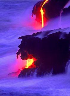 Lava Dreams (Hawaii Volcanoes Park).