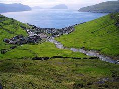 Kvívík, Faroe Islands