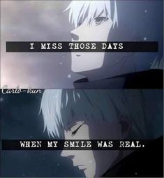 65 ideas for quotes sad anime smile quotes 65 ideas for quotes sa. - 65 ideas for quotes sad anime smile quotes 65 ideas for quotes sa… – 65 ideas f - Sad Anime Quotes, Manga Quotes, Deep Memes, Tokyo Ghoul Quotes, Days Anime, Animé Fan Art, Anime Triste, Dark Quotes, Wisdom Quotes