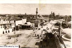 Baghdad 1918