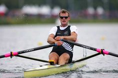 Mahe Drysdale has safely negotiated what he rates as the toughest part of a rowing regatta and finds himself one win away from fulfilling the long-held dream of an Olympic gold medal.