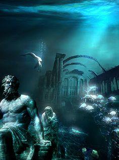 Atlantis @Christopher Käck Selemidis #atlantis