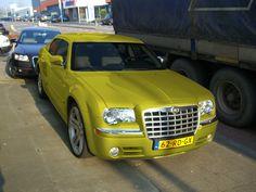 Chrysler 300C - Custom painting