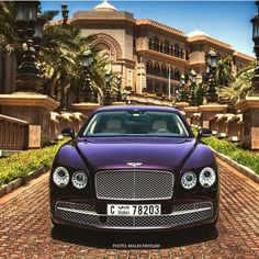 #Purple Bentley Flying Spur 🔽🔽🔽🔽🔽🔽🔽🔽🔽🔽🔽🔽 #bentleyflyingspur #bentley #FlyingSpur #Dubai #MyDubai #mansion #picotheday #instapic #instagood #amazing #lasvegas #blacklist #lfl #itwhitenoise #rich #luxury #itwhitenoise #spot_my_car #lifestyle #beautiful #estate #Amazing #lifestyle