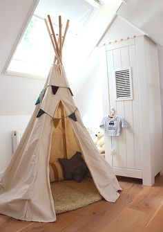 tipi love by the style files, via Flickr