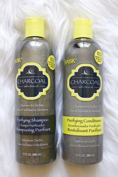 Quick Overview on the products: HASK Purifying Charcoal Collection – formulated to give you a deep clean and bring hair back to life. Overdoing it with product can create build-up that weighs your …