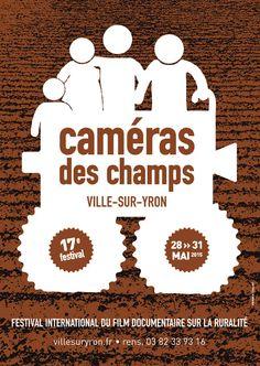 La 17e édition du festival international du film documentaire sur la ruralité Caméras des champs se tiendra du 28 au 31 mai 2015 à Ville-sur-Yron en Meurthe-et-Moselle. Les premières informations de programmation seront connues en mars 2015, le dépôt...