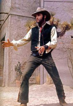 "Elvis Presley in ""Charro!"""