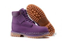 2017 New Timberland Women's Premium Waterproof Boots Pruple With Wheat Sole Outlet UK Timberland Mens Boots, Moda Timberland, Timberland Earthkeepers, Timberlands Shoes, Timberlands Women, Waterproof Boots, Winter, Nest, Timberland Boots Outfit