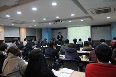 소셜마케팅 마스터 과정, 8기 1주차 교육 모습 http://www.socialedu.co.kr