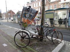 Riksja, The Hague