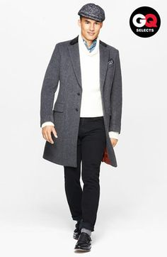 rag & bone 'Coldhayes' Long Coat available at #Nordstrom