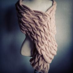 cable knit. I must learn to knit