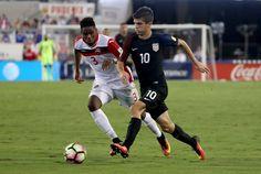 ไฮไลท์ฟุตบอล สหรัฐอเมริกา 4-0 ตรินิแดดและโตเบโก World Cup Concacaf Zone 2016 วันที่ 7 ก.ย. 2559