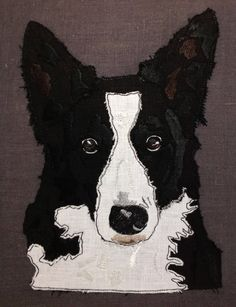 Dog Quilts, Cat Quilt, Animal Quilts, Animal Pillows, Quilt Art, Applique Cushions, Applique Quilts, Dog Cushions, Embroidered Cushions