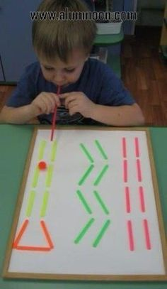 This ping pong playdough straw maze is fun the build and great for developing oral motor skills fun for kids of all ages kindergarten preschool toddler homeschool preschoolcraftsPing Pong Knetmasse Straw Maze * ab 2 Jahren ⋆ Raising Dragons - Nazire Yal Oral Motor Activities, Rainy Day Activities, Montessori Activities, Infant Activities, Preschool Crafts, Learning Activities, Preschool Activities, Kids Learning, Straw Activities