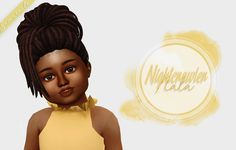 Simiracle | Nightcrawler Nala Toddler Version