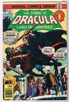 Tomb of Dracula # 51