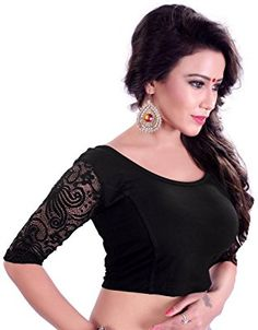 3dc484c208e3e Fressia Fabrics Readymade free Size saree blouse for women party wear choli