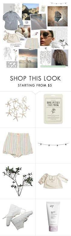 """""""ITS MY BIRTHDAY"""" by golden-rod ❤ liked on Polyvore featuring Kocostar, Parlane, Abigail Ahern, TIBI and Boots No7"""