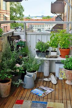 292 best Apartment Deck & Balcony Garden images on Pinterest in 2018 ...