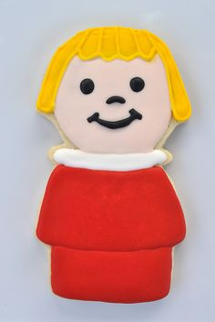 Little People Cookie (from back in the 80s when they could choke you, but I'm still alive)