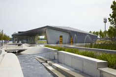 Sherbourne Common Pavilion / Teeple Architects