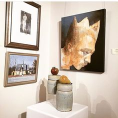 #supportlocalart and check out @mahler_art in #downtown! Need art consultants for your home or business? @mahler_art has you covered with a #passionate #team of #experts! #localart #indie #artgallery #firstfriday #tomorrow #showsomelocallove