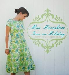 Mums make lists ...: Free Summer Dress Patterns