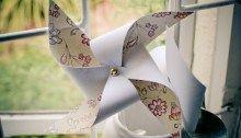 Loving... paper windmills