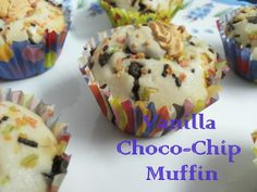 eggless vanilla cup cakes
