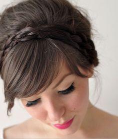 Wedding Headbands With Hair Down Gwkuiaq