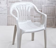 1000 ideas about painting plastic chairs on pinterest. Black Bedroom Furniture Sets. Home Design Ideas