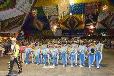 A folclórica Quadrilha anima os dias de festa no Maior São João do Mundo, em Campina Grande. Conheça >>> http://www.guiaviagensbrasil.com/blog/sao-joao-campina-grande-paraiba/